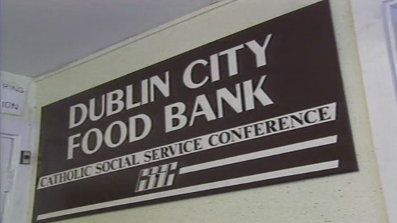 Dublin City Food Bank