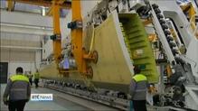 400 jobs cut at Bombardier Aerospace in Belfast