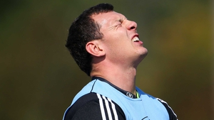 Robin Copeland injured the shoulder playing against Leinster