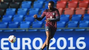 Danny Welbeck scored two for England against Swtizerland