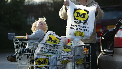 Morrisons made an underlying pre-tax profit, before restructuring costs, of £141m in the six months to August