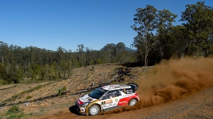 Kris Meeke: 'This shakedown is a good representation of the rally'