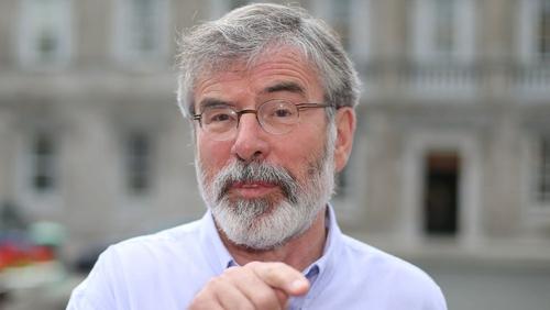 Sinn Féin said it would increase a range of social welfare payments