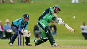 John Mooney showed his experience as Ireland ground out a draw in Harare