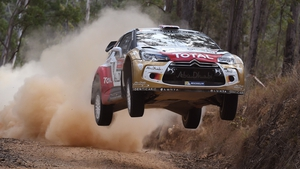 Kris Meeke has been in excellent form in Monte Carlo
