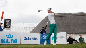 Romain Wattel is well positioned to win his first European Tour event