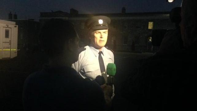 Inspector John Ferris appealed for information tonight