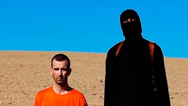 British aid worker David Haines is the third western hostage to be killed by Islamic State militants