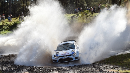 It was the sixth victory of the season and the 22nd of Ogier's career