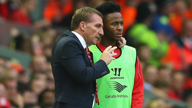 Rodgers believes Sterling will stay with Liverpool
