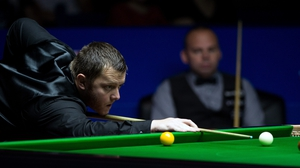 Mark Allen couldn't find the form to beat Stuart Bingham