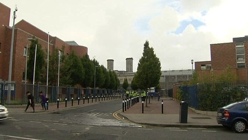 Just under half of the phones were seized in Mountjoy prison
