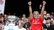 Corks' Anna Geary has called it a day