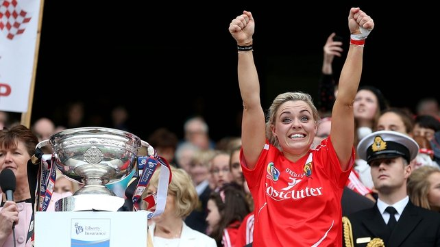 Anna Geary calls time on Cork career
