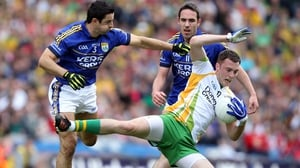 Donegal and Kerry meet for the first time in the football showpiece