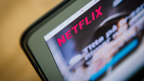 Netflix said it added 7.86 million paid subscribers internationally in the three months from January to March
