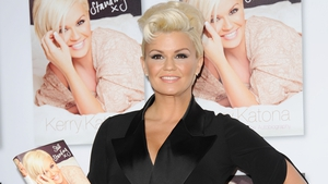 Kerry Katona has a special treat for her birthday on September 6