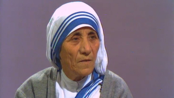 Mother Teresa Remembers Time In Rathfarnham