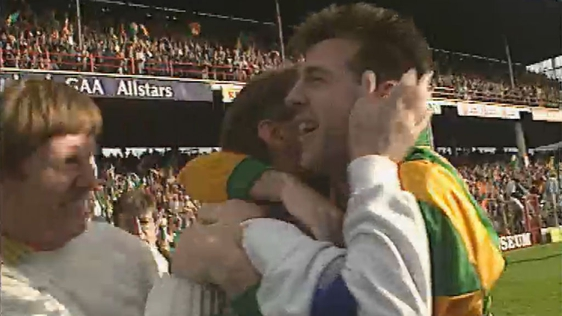 Donegal Win First All Ireland Final 1992
