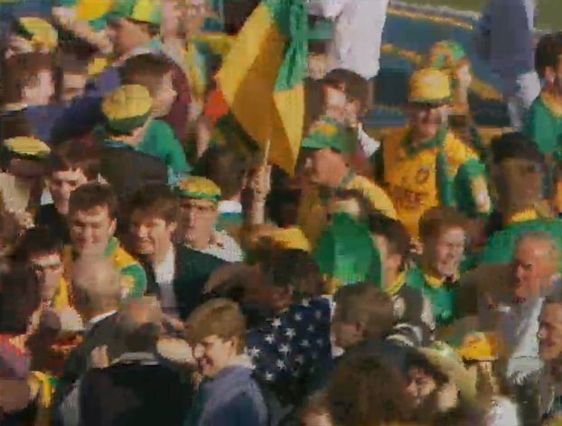All Ireland Football Final, 1992