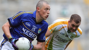 Up for grabs - Either Kerry or Donegal will be crowned champions on Sunday, barring a draw, of course