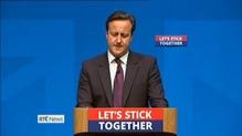 British PM promises unprecedented devolution if Scotland votes No