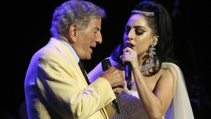 Tony Bennett with Lady Gaga: he plays a much-anticipated concert in Dublin on June 25