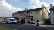 Gardaí received a report of a violent incident at the house near Tullow