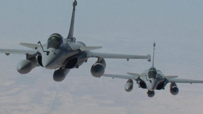 US secures cooperation of Arab nations in airstrikes