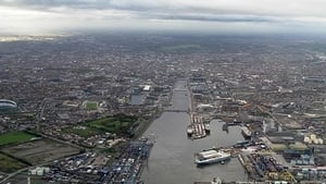 Cargo volumes at Dublin Port increased by 5.3% in the first three months of 2015