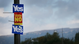 The latest polls in Scotland suggest the vote is too close to call