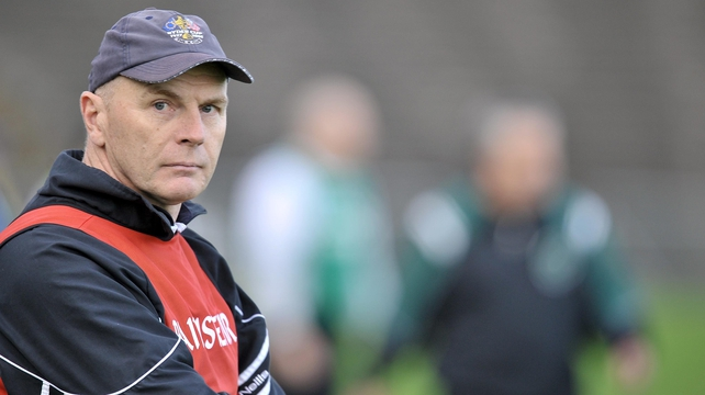 McCorry takes over reins at Down