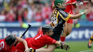 Holding on - Cork beat Kilkenny by six points