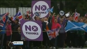 One News: Scots prepare to cast their votes tomorrow
