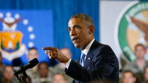 Barack Obama said he will not send US troops back to fight another land war in Iraq