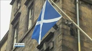 Six One News: Both sides make final campaign push in Scottish independence referendum