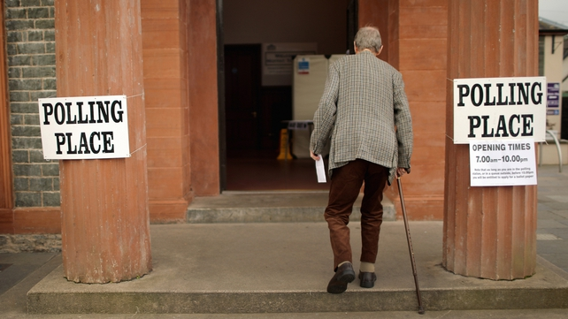 Voting in the long-awaited referendum on independence is under way