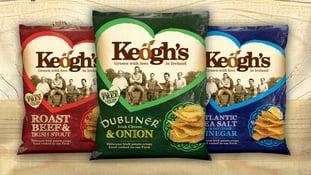 Win! We're giving away a year's supply of Keogh's crisps