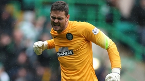 Craig Gordon has 18 months left on his current deal with Celtic