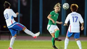 Karen Duggan: 'It's nice to get a few consecutive games'
