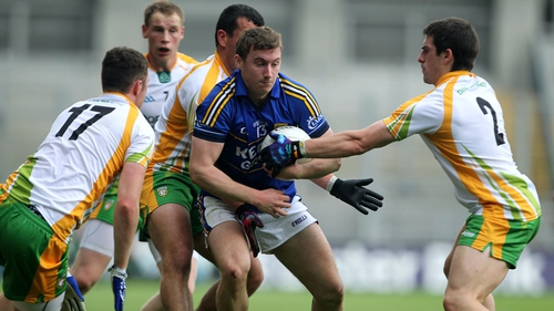 James O'Donoghue: 'It's just a matter of getting the sharpness right for that game'
