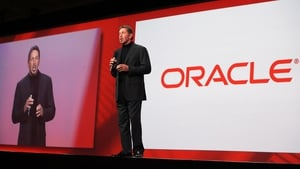 Oracle Chairman Lawrence Ellison