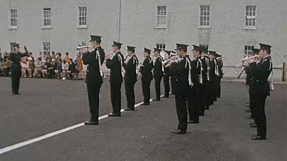 Garda Passing Out Parade
