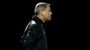 Athlone manager Keith Long is running out of games with his side rooted to the bottom of the table