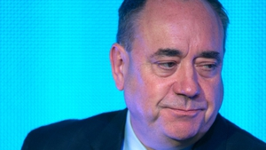 He resigned as SNP leader and First Minister last month