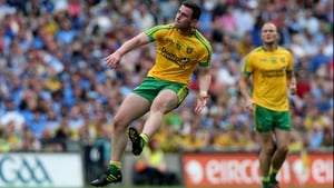 Patrick McBrearty made an impact after coming on against Dublin in the semi-final