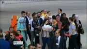 Six One News: Dozens of hostages released from Northern Iraq