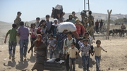 70,000 Syrian Kurdish refugees have poured into Turkey since Friday