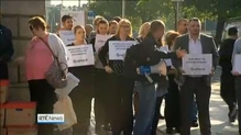Greyhound workers and management close to deal