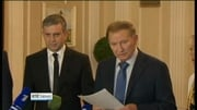Nine News: Ukraine's govt and Pro-Russian rebels sign agreement